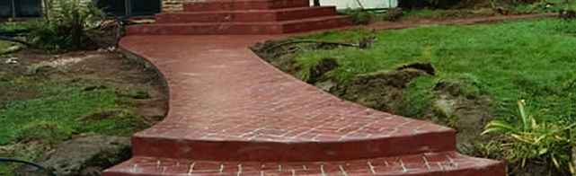 Stamped Concrete Colorado Springs